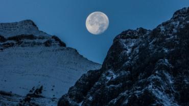 Comment bien dormir lors de la pleine lune ?